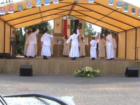 Rábaszentmiklós Néptánc Együttese Zalakomár Mezővárosi Találkozó 20090809 kiralyportal hu