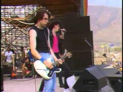 TheRamones - I Wanna Be Sedated (San Bernardino, California1982)