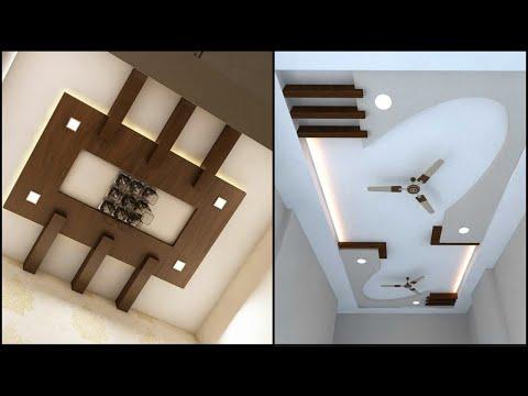 Epic Gypsum False Ceiling Design Ideas 2020 Latest Interior Ceiling Designs Youtube