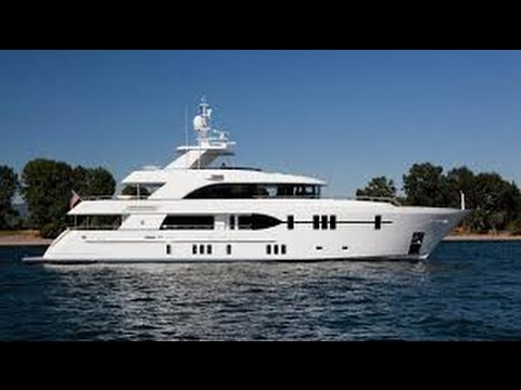 Yacht Dream Weaver- Ocean Alexander 120 Hull #1