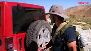 Ultimate Survival Man: 2012 Jeep Wrangler takes on the Mojave Desert -- Edmunds.com