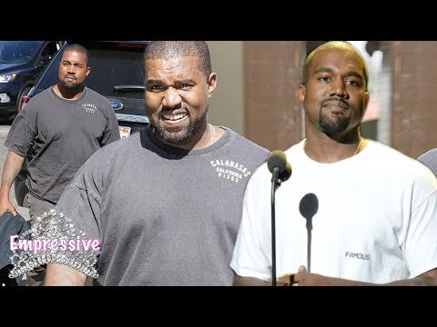 Kanye West's drastic new weight gain draws criticism and body shaming jokes