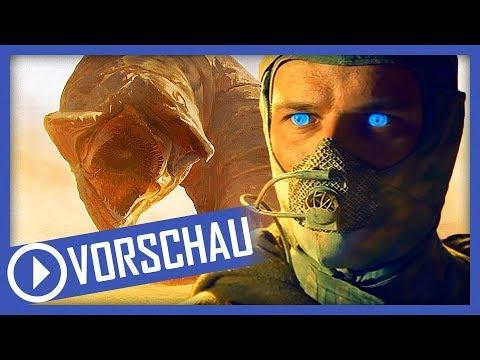 Dune:  Star Wars für Erwachsene vom Blade-Runner-Regisseur?