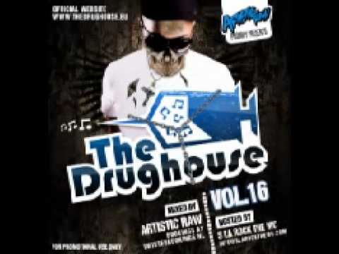 The Drughouse Volume 16 Mixed By Artistic Raw + TRACKLIST + Dow link