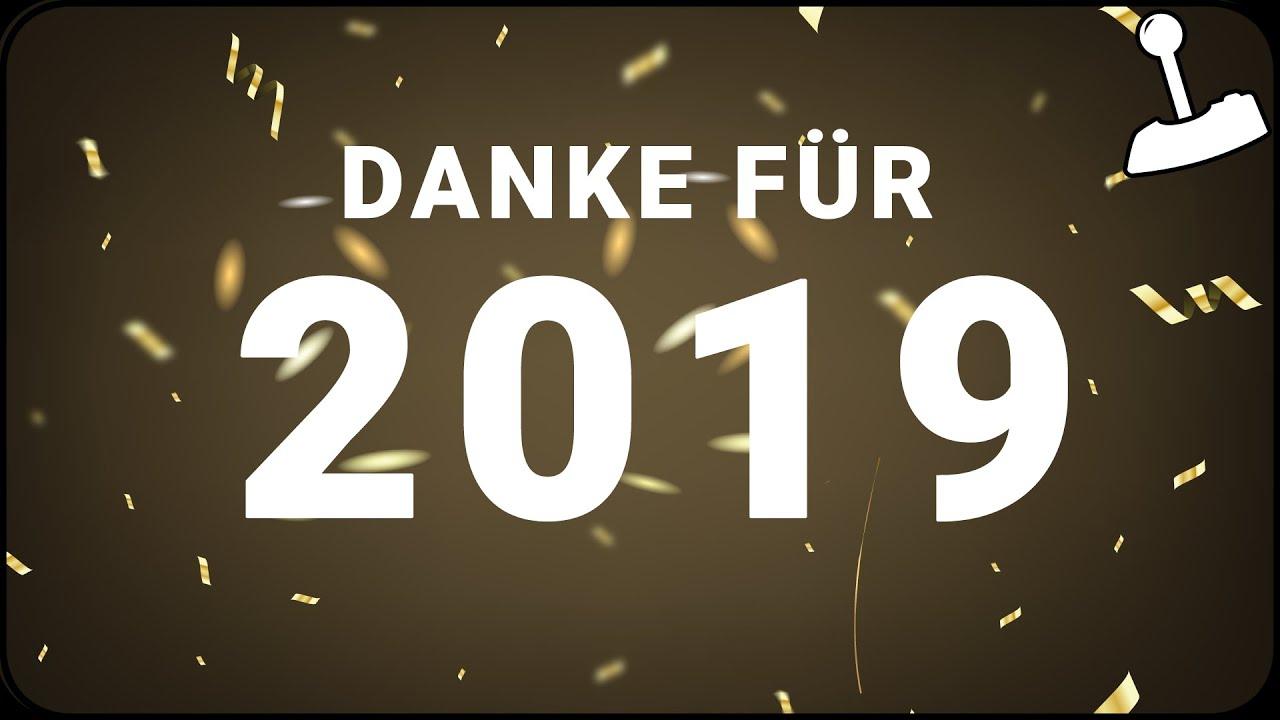 Danke für 2019