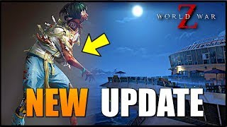 NEW FREE DLC!! World War Z - NEW TOKYO MISSION, SPECIAL ZOMBIE, BUG FIXES & MORE! WWZ UPDATE SOON