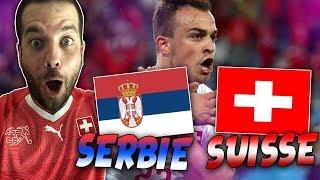 SERBIE v SUISSE  WORLD CUP - LIVE REACTION