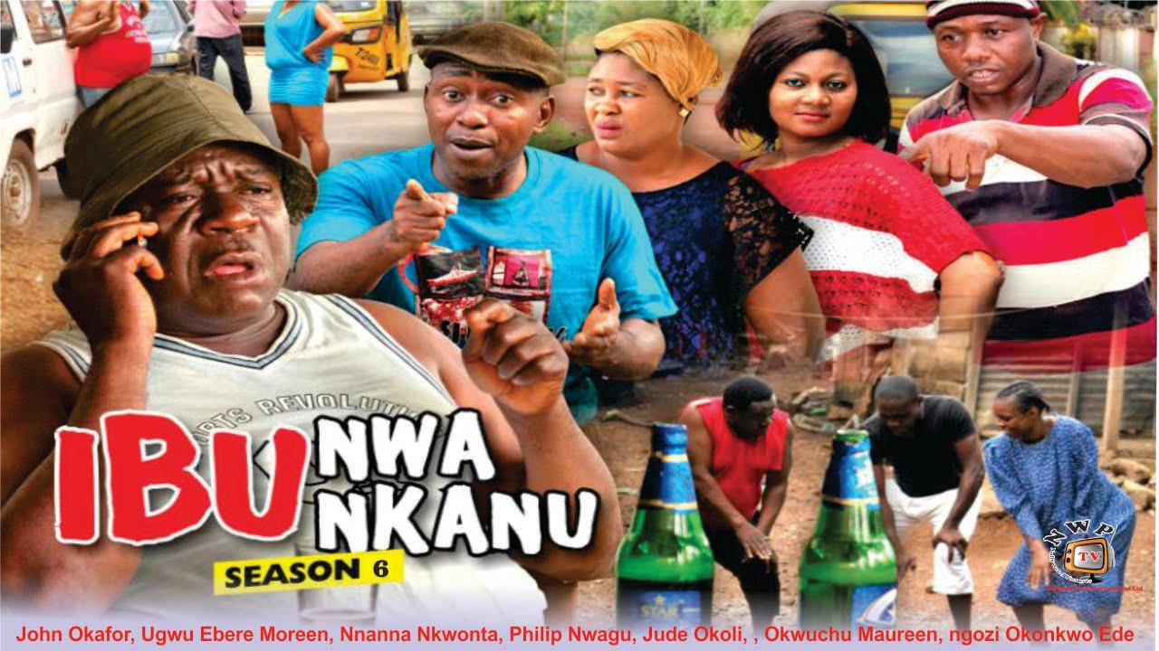 Download Ibu nwa Nkanu 6 - 2016 Latest Nigerian Nollywood  Igbo Movie