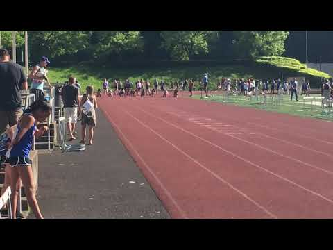 Inza R Wood Middle School Track Meet 05/08/2019