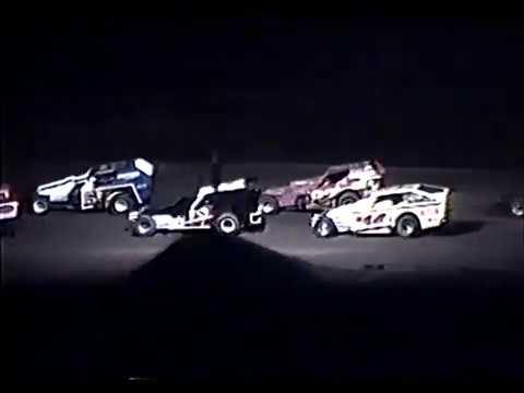 Brewerton Speedway Feature, 4-14-1989
