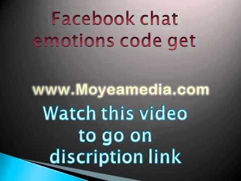 Smileys For Facebook Chat
