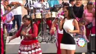 Rosita de Espinar en Pamplona Alta -Tv Perú canal7