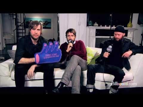 "Peter Bjorn & John - ""Second Chance"" (Studio Session) LIVE + Q&A"