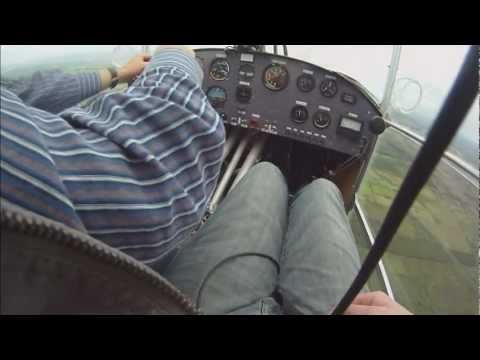 My First Time Flying an Airplane