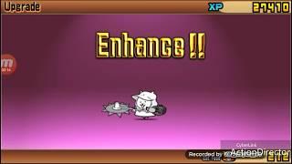 Download The Battle Cats - Gardener Cat True form