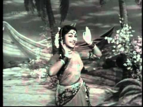 Tamil Classic Song - Uravu Solla - Paasam - MGR, Saroja Devi