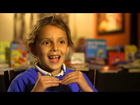 LongHorn Presents: International Children's Book Day