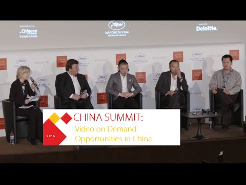 Video on Demand Opportunities in China
