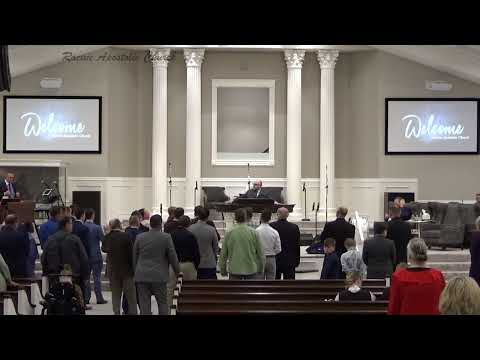 04-18-2021 PM – Racine Apostolic Church – Elder Lawhorn