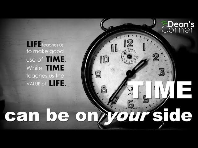 The Dean's Corner - S01E08 - Time Management