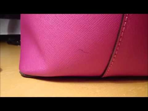 How to Remove an Ink Stain on Your Purse