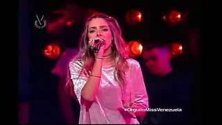 Corina Smith y Gustavo Elis (presentación del miss Venezuela 2017)
