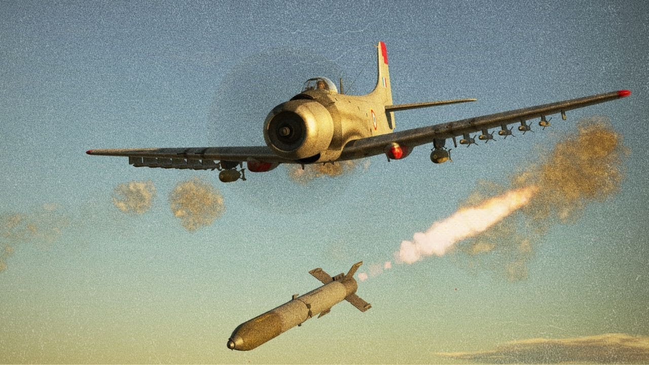 skyraider war thunder