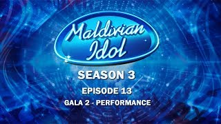 Maldivian Idol S3E13 | Full Episode