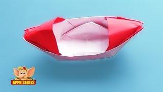 Origami - Interesting Boat
