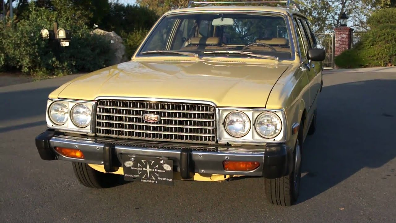 1977 Toyota Corona 1 Owner Station Wagon 69k mi MINT For Sale ...