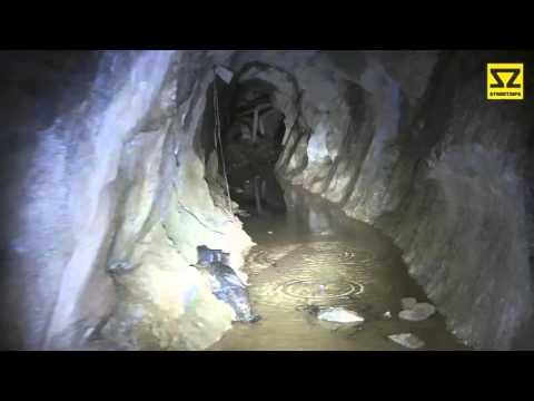 Old Abandoned Mine (Tunnels Like Mazes)  Underground Exploration