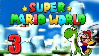 Super Mario Advance 2 - Super Mario Word Part 3: Gruselige Geisterhäuser