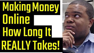 How Long Does It Take To Make Money Online (using Wealthy Affiliate) Part 6