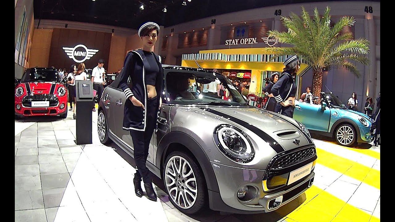 new 2016 2017 mini mini cooper convertible cooper s convertible 1 5 litre turbo 134 hp youtube. Black Bedroom Furniture Sets. Home Design Ideas