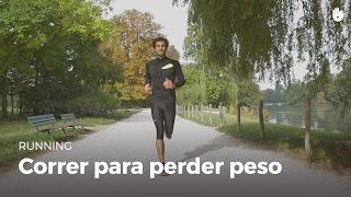 Adelgazar piernas caminar o correr