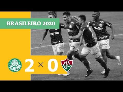 Palmeiras Fluminense Goals And Highlights