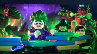 lego batman feel invisible (лего бэтмэн песня)