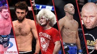 ММА новости: Хабиб подерется за настоящий пояс UFC; Харитонов выступит на RCC