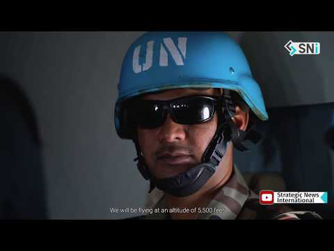 India's UN Peacekeepers in Akobo, An Area No Other Blue Helmets Are Present In