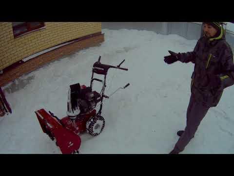 Самый лучший и надежный снегоуборщик