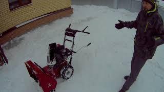видео Выбор снегоуборщика