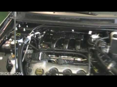 2008 Ford Taurus X SEL AWD S3108 - YouTube