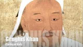 """Cardigan Kids - """"Genghis Khan"""""""
