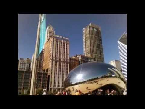 Millennium Park - Tour of Chicago in Illinois - USA Parks - United States