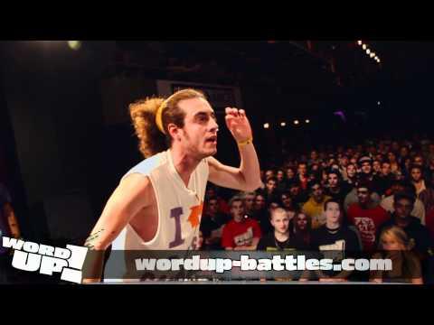 WordUP! 8e Édition: Ogden vs St-Saoul (Présentation de Resistance BoardShop)