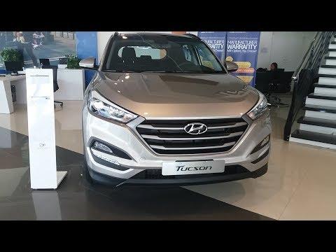 Hyundai Tucson 2.0 4wd 2017 хёндай туксон