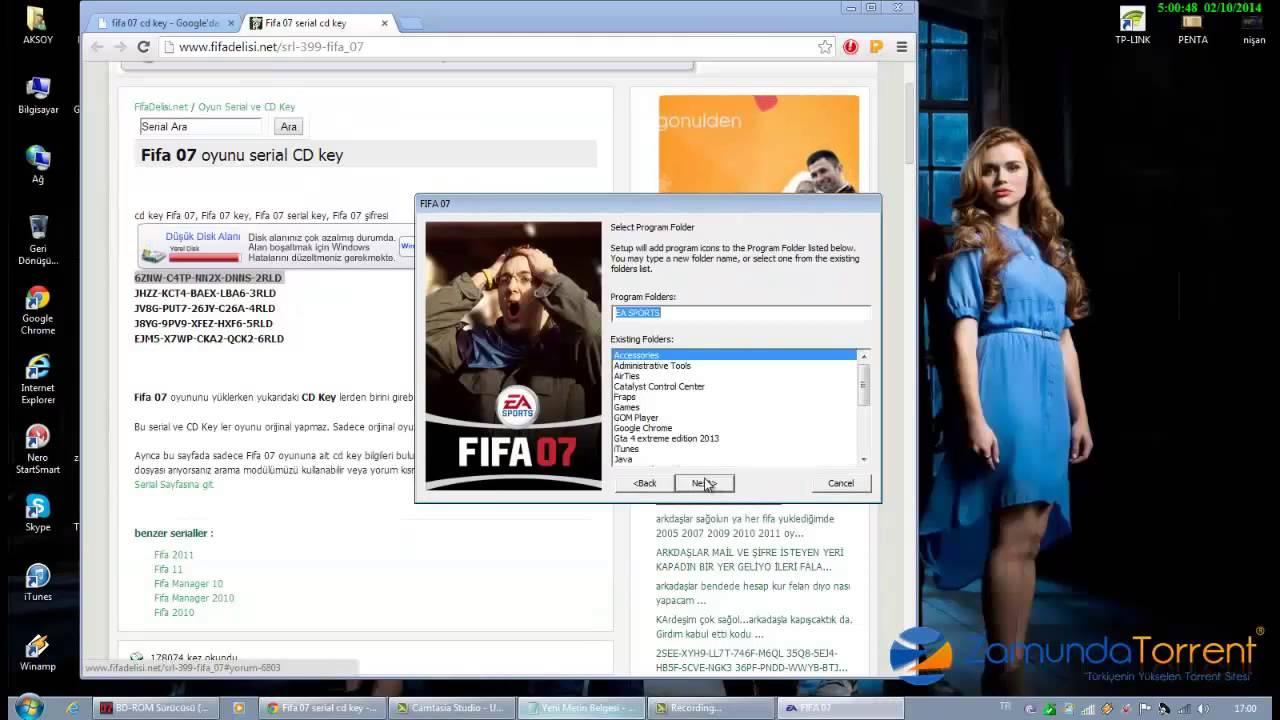 download crack fifa 07 no cd