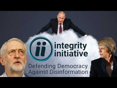 YouTube - Inside the Integrity Initiative, the UK gov's information war on the public w/ David Miller (E32)