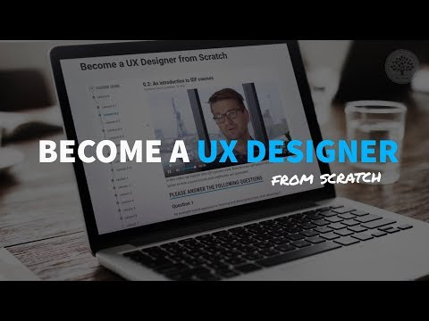 Learn How to Become a UX Designer from Scratch