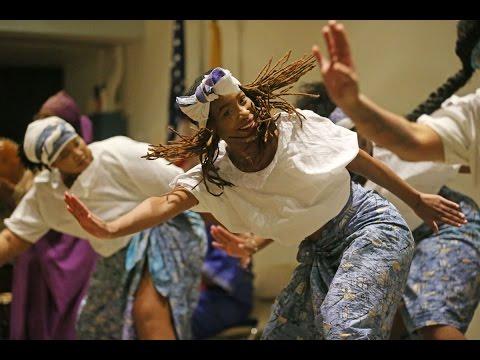Afro-One Dancers  Kwanzaa Celebration
